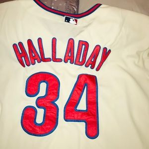 Other - Men's MLB Halladay Jersey